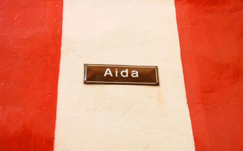 Aida Straße in Tallinn