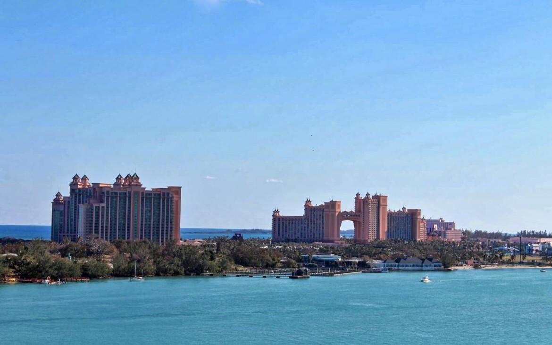 Atlantis Hotel auf Paradise Island