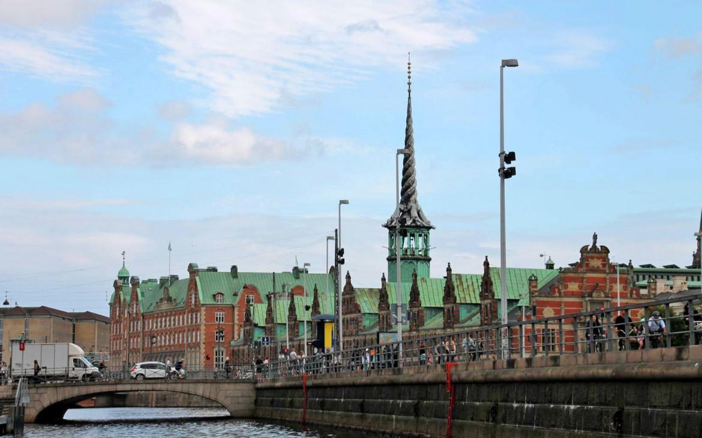 Kopenhagener Börse