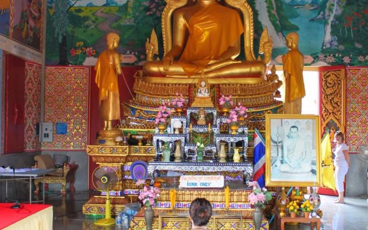 Buddhismus auf Koh Samui