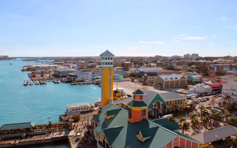Cruise Terminal Nassau Bahamas