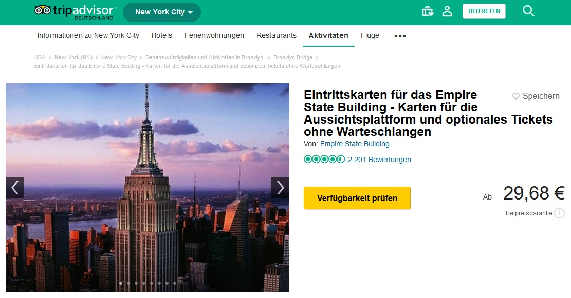Empire State Building Tripadvisor