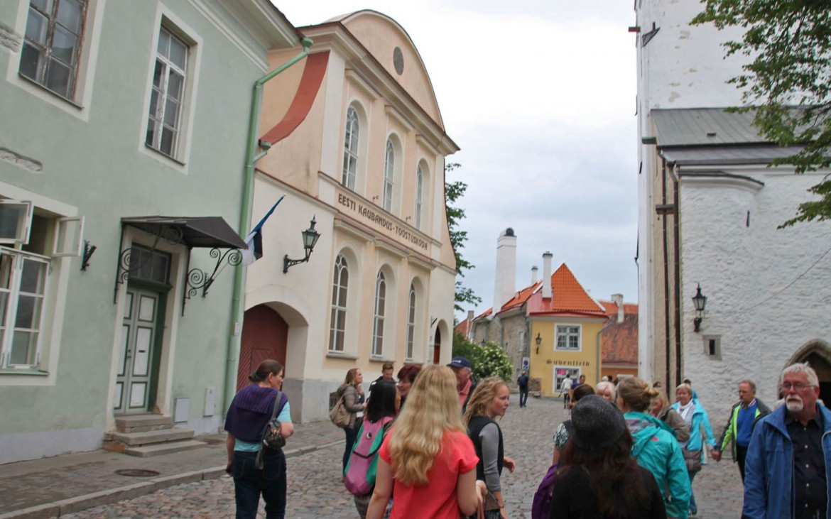 Free Walking Tour Tallinn