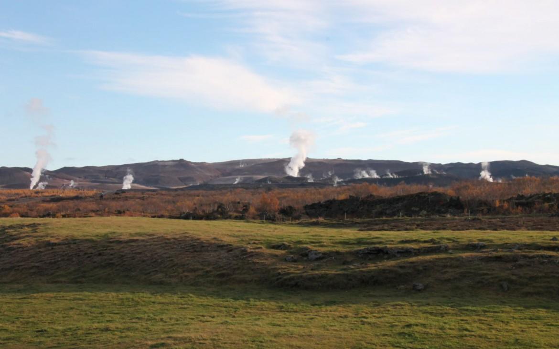 Geothermalgebiet Myvatn