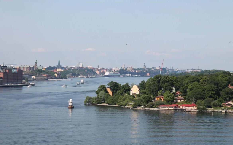 Hafen Stockholm