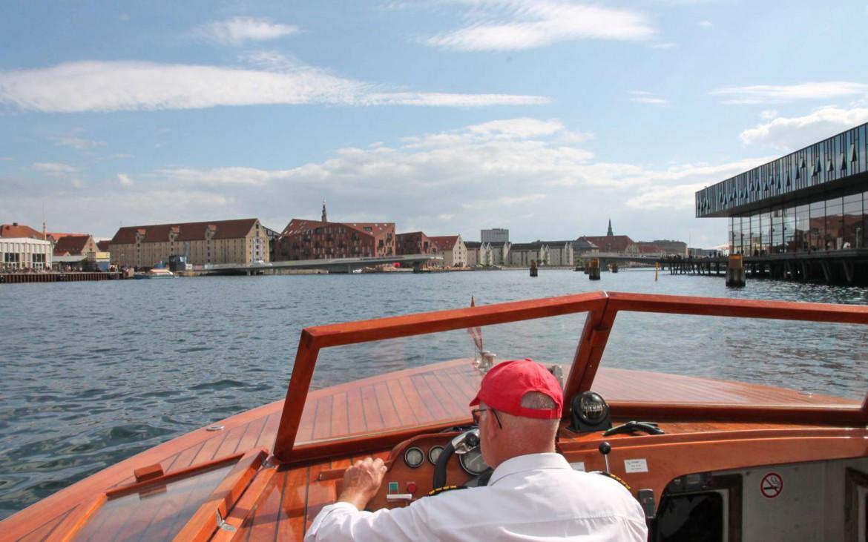 Hafenrundfahrt Kopenhagen