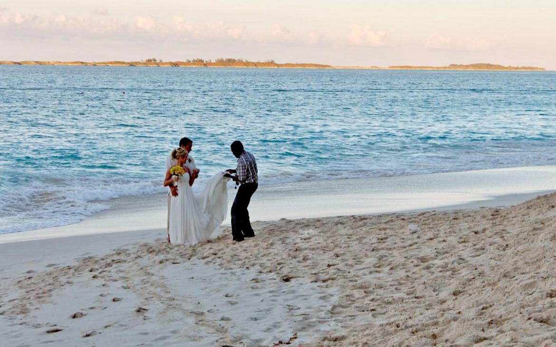Hochzeitsfotoshooting Bahamas