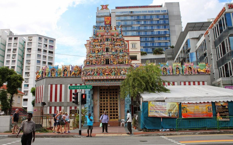 Veeramakaliamman Tempel