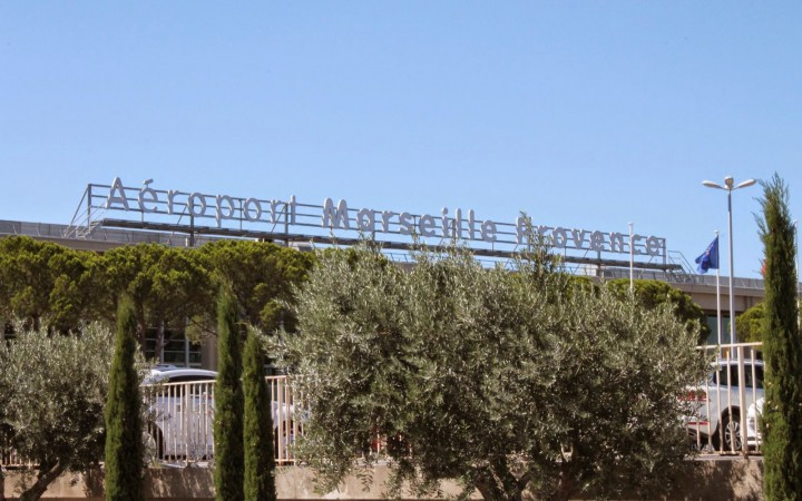 Flughafen Marseille Provence