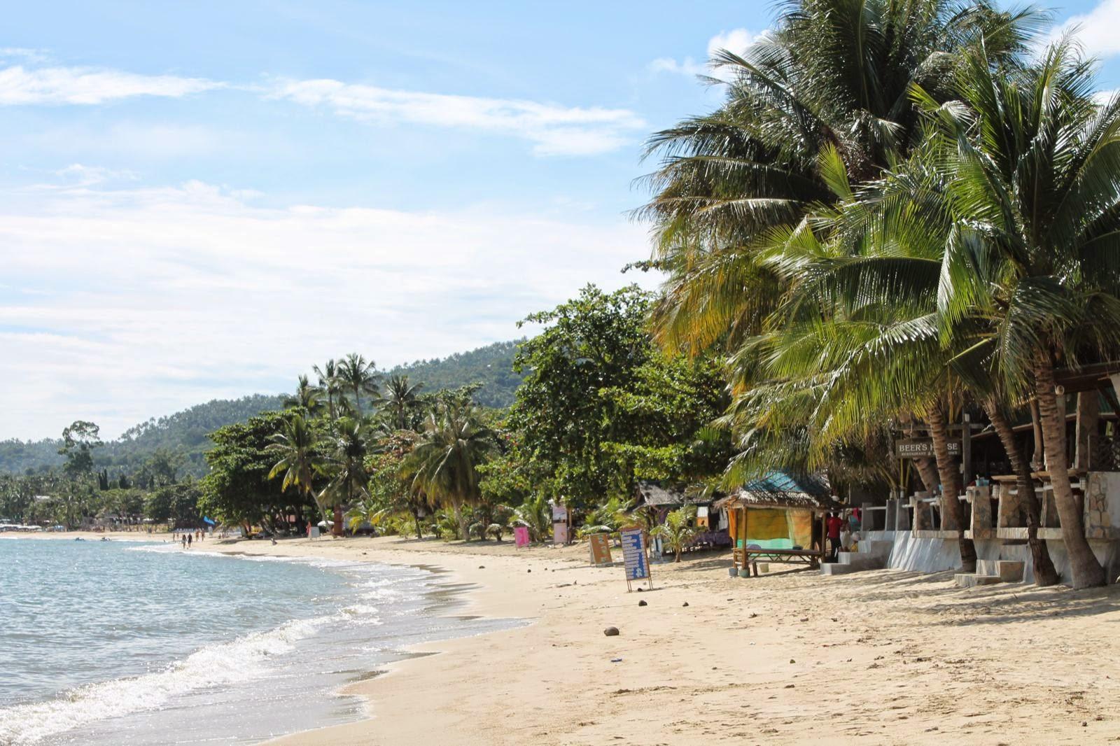 Massage-Hütte Lamai Beach Koh Samui » Entdeckerreisen