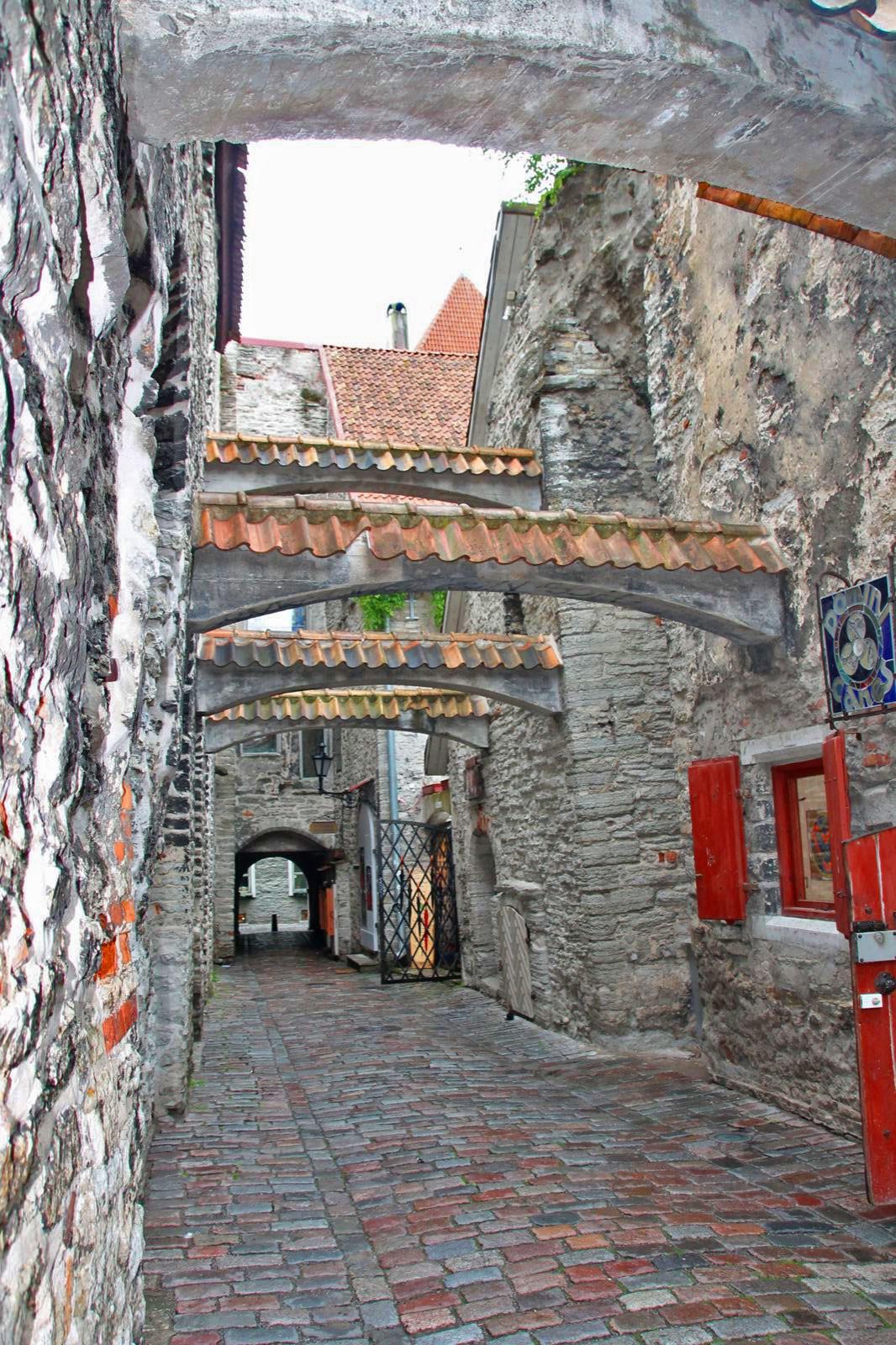 Mittelalterliches Flair