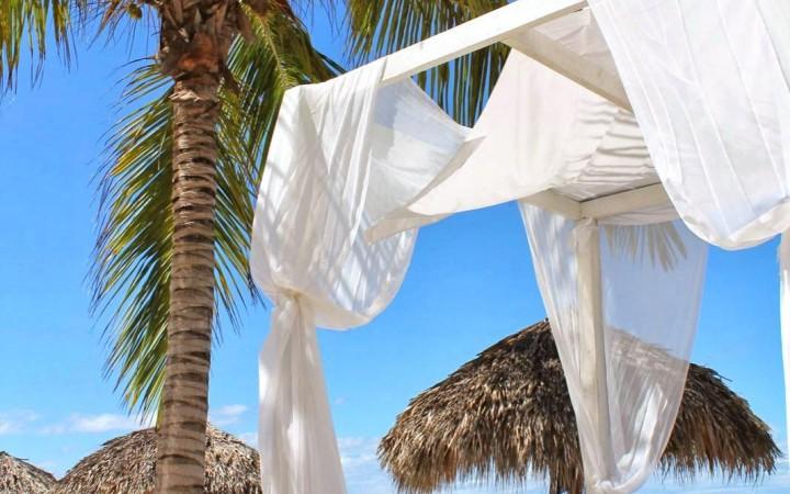 Playa Bayahibe Bett Am Strand Entdeckerreisen