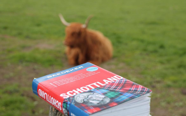 Reiseführer Schottland Empfehlung für Rundreise