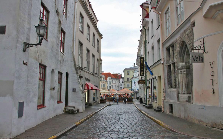 Weg zum Rathausplatz